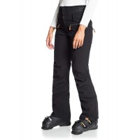 Roxy Rising High Pant (True Black) - 21